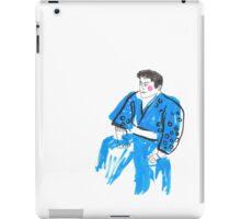 Samurai Silly iPad Case/Skin