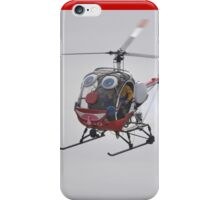 Otto The Helicopter,Avalon Airshow,Australia 2015 iPhone Case/Skin
