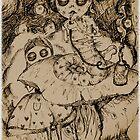 Alice and the Caterpillar by Helena Wilsen - Saunders