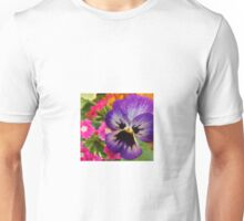Various types of flowers Unisex T-Shirt