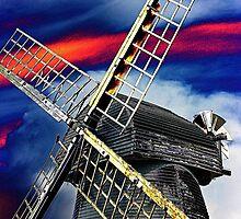 Windmill by Steve Maidwell
