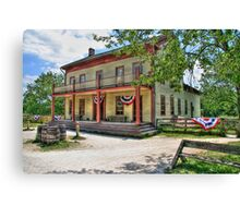 Four Mile Inn Canvas Print