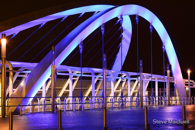 Wembley Stadium Station by Steve Maidwell