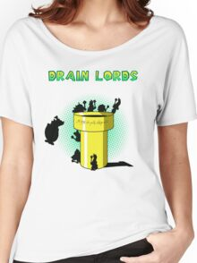 Lords Of The Drain  Women's Relaxed Fit T-Shirt