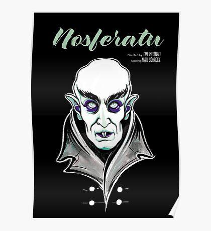 Nosferatu the Vampire Poster