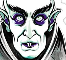 Nosferatu the Vampire Sticker