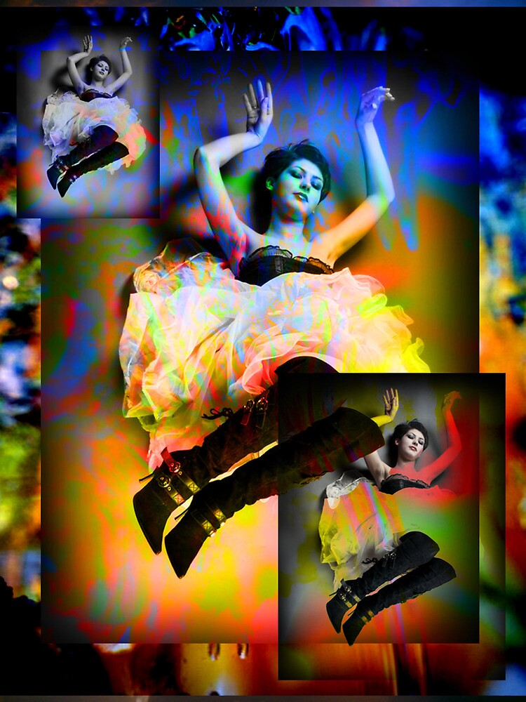 FREE FALLING by Tammera
