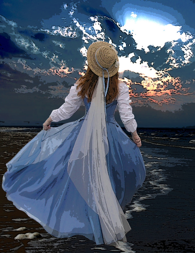BY THE SEA by Tammera