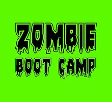 ZOMBIE BOOT CAMP by Zombie Ghetto by ZombieGhetto