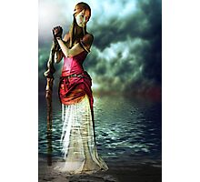 LADY OF THE LAKE Photographic Print