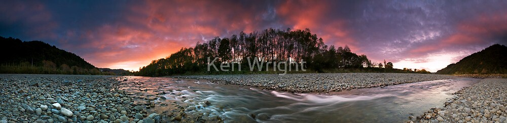 Moonshine to Silverstream by Ken Wright