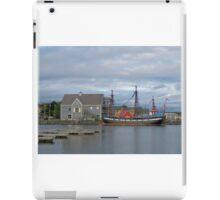 Pictou Harbour iPad Case/Skin
