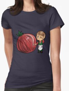 Hannibal vegetables - Onion Womens Fitted T-Shirt