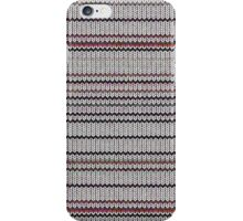 Pink Roses in Anzures 1 Knit 3 iPhone Case/Skin
