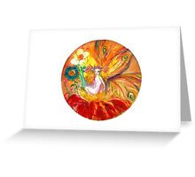 FAIRY OF THE FLOWERS Greeting Card