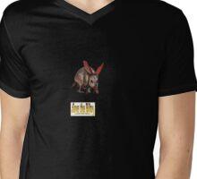 SAVE THE BILBY - DAVE EDWARDS - COLOURED PENCILS - 2010 Mens V-Neck T-Shirt