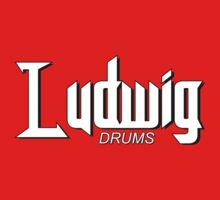Wonderful Ludwig Drums Kids Clothes