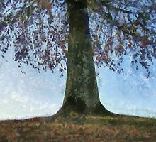 Under The Tree by Jean Gregory  Evans