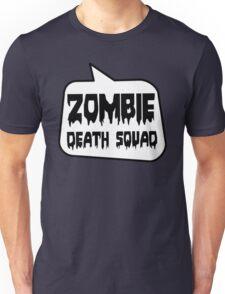 ZOMBIE DEATH SQUAD by Bubble-Tees.com Unisex T-Shirt