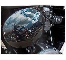 Chopper Reflection Poster