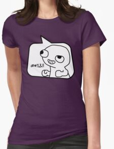 @#%&!! by Bubble-Tees.com Womens Fitted T-Shirt