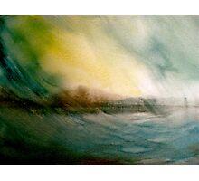 Seascape...Squall Photographic Print