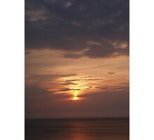 """Sunset, Santa Marta, Columbia, 2010"" Photographic Print"