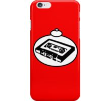 RETRO TAPE CASSETTE by Bubble-Tees.com iPhone Case/Skin