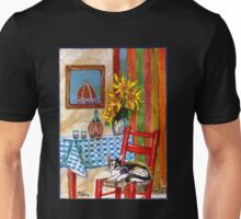 ITALIAN KITCHEN IN FLORENCE Unisex T-Shirt