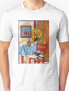 ITALIAN KITCHEN IN FLORENCE T-Shirt