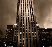 The NBC Building by micpowell