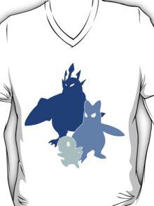 Evolution, Ice Penguins! T-Shirt