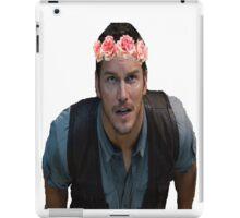 Chris Pratt - Jurassic World iPad Case/Skin