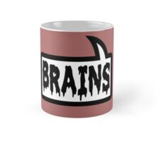 BRAINS by Bubble-Tees.com Mug