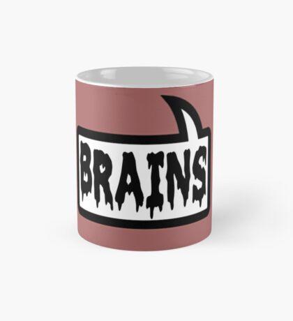 BRAINS by Bubble-Tees.com Mug
