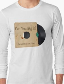 Can You Dig it T-Shirt ! Long Sleeve T-Shirt