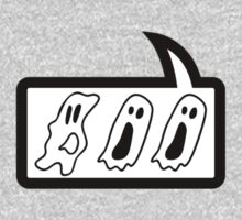 BOO by Bubble-Tees.com Baby Tee