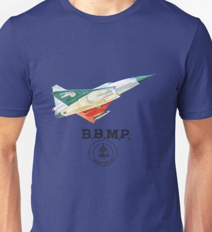 BBMP Tejas Take Off - Indian Jet Fighter Unisex T-Shirt