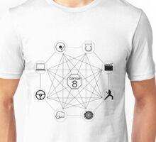 Sense8 Sensates Cluster 1 Unisex T-Shirt
