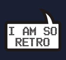 I AM SO RETRO by Bubble-Tees.com One Piece - Long Sleeve