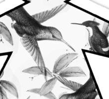 As free as a bird Sticker