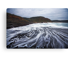 Sea Change Canvas Print