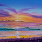 Inside point, Ventura,Ca by Tim Laski