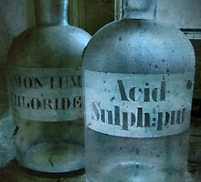 Acid Sulph:pur by Simone Riley