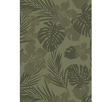 Summer camo Photographic Print