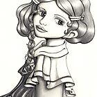 One Girl by ninamarie