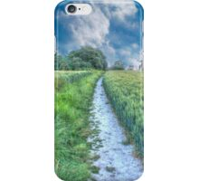 The Well Trodden Path iPhone Case/Skin