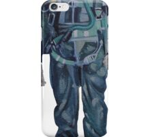Indian Air Force Pilot Mural iPhone Case/Skin