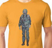 Indian Air Force Pilot Mural Unisex T-Shirt