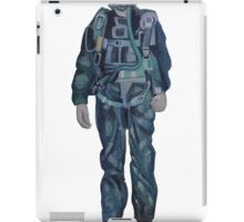 Indian Air Force Pilot Mural iPad Case/Skin